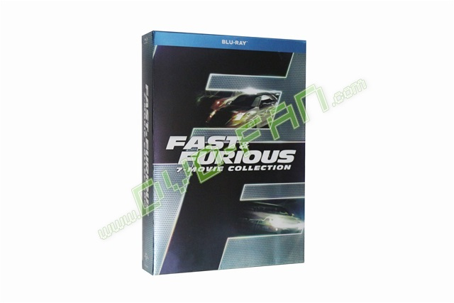 fast and furious 1 7 collection blu ray. Black Bedroom Furniture Sets. Home Design Ideas
