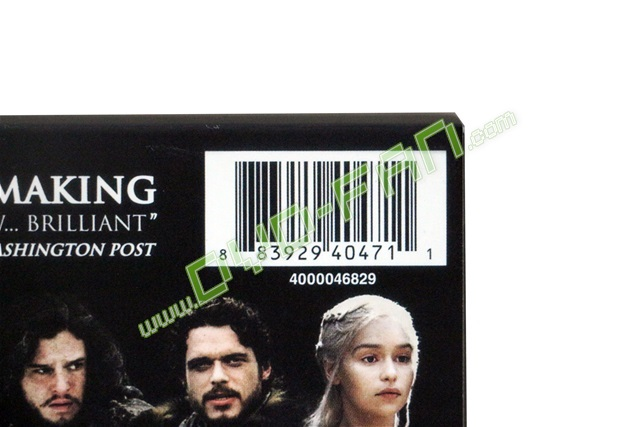 Game of thrones season 3 blu ray english subtitles