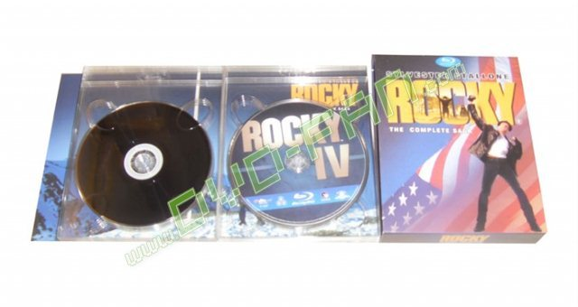 Rockey the Complete Saga