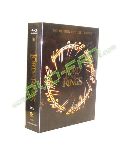 The Lord of the Rings the Motion Picture Trilogy
