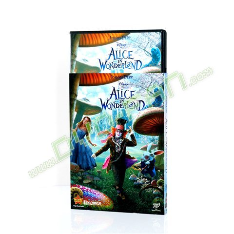 Alice in Wonderland with slipcase