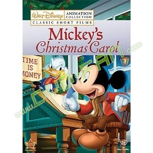 Disney Mickey Christmas Carol