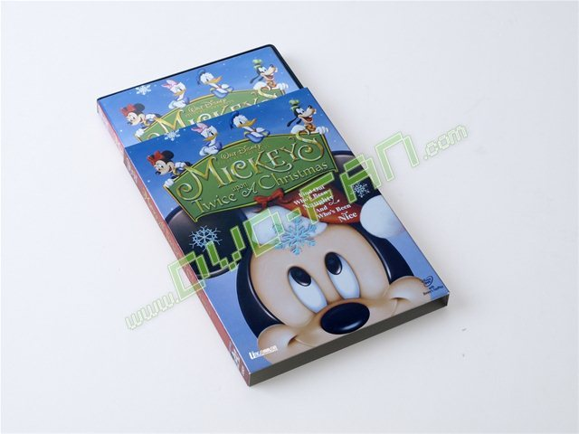 Mickey Mouse Twice Upon A Christmas Dvd.Disney Mickey S Twice Upon A Christmas Wholesale