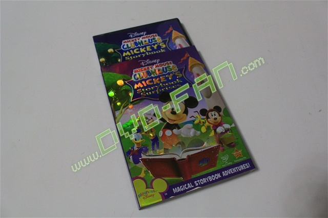 Mickey Mouse Clubhouse Mickey's Storybook Surprises