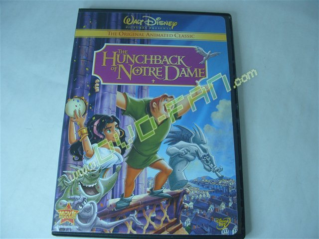 the Hunchback of the Notre Dame