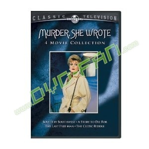 Murder She Wrote 4 Movie Collection
