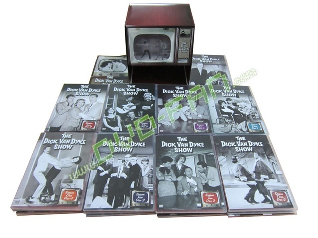 The Dick Van Dyke Show The Complete Series music dvd