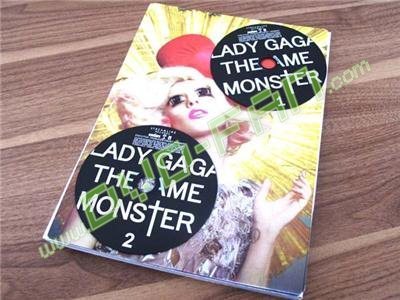 The Fame Monster by Lady Gaga Super Deluxe Version