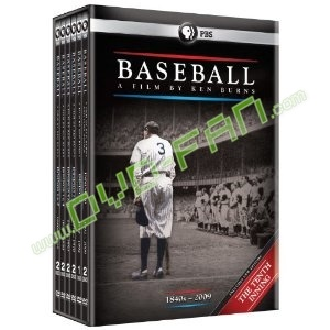 Baseball by Ken Burns dvd wholesale