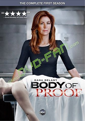 Body of Proof The Complete First Season