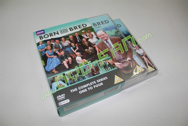 Born and Bred the complete series 1 to 4