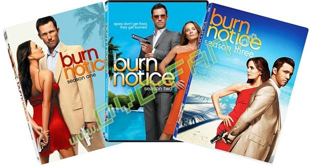 Burn Notice The Complete Seasons 1-3
