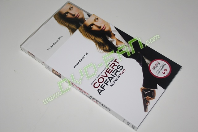 Covert Affairs Season Two