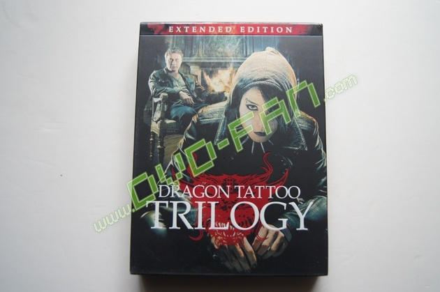 Dragon Tattoo Trilogy Extended Edition