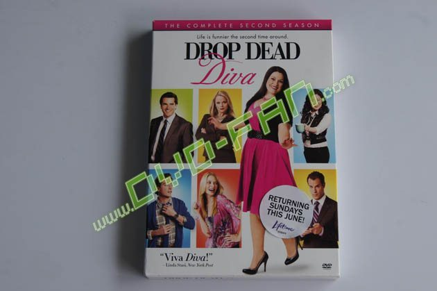 Drop dead diva season 2 dvd wholesale - Drop dead diva dvd ...