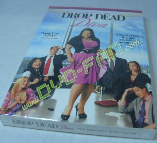 Drop dead diva the season 1 wholesale - Drop dead diva season 1 ...