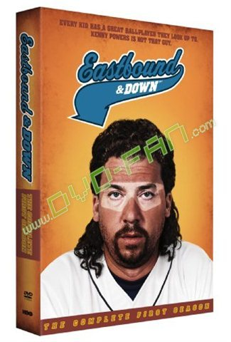 Eastbound and Down the Complete Season 1