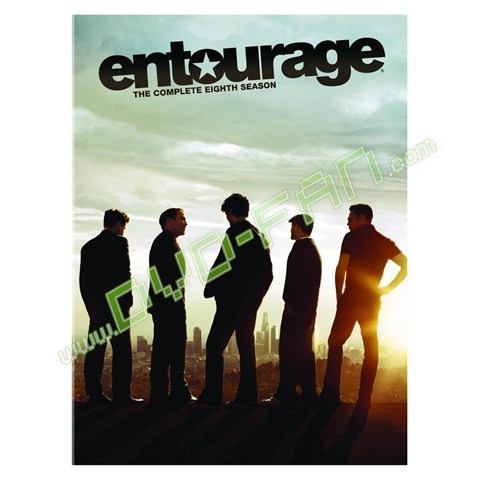 Entourage The Complete Eighth and Final Season