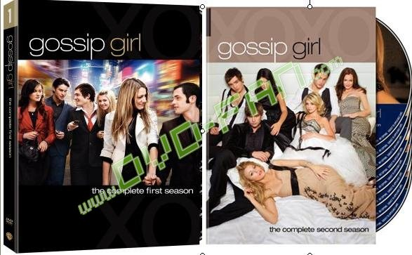 Gossip Girl - Complete Season 4 DVD 2011 by Leighton