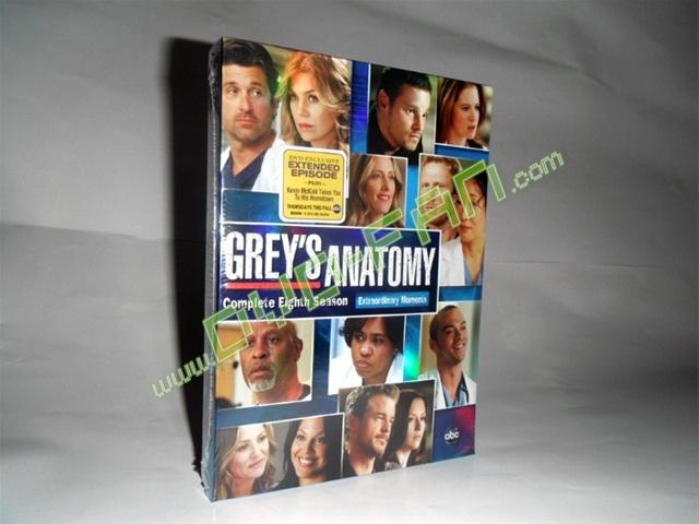 Greys Anatomy Season 8 Wholesale Tv Shows