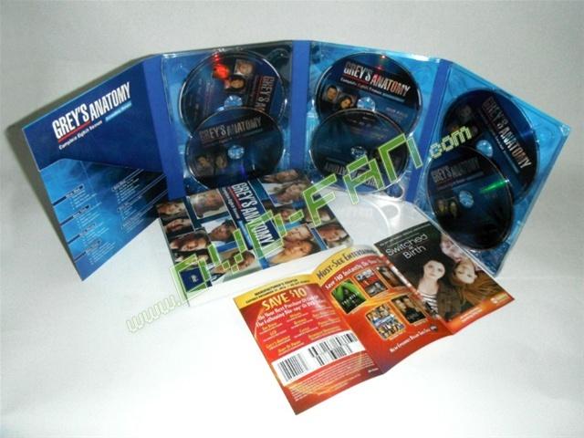 ed48629bc9b Grey's Anatomy Season 8 wholesale tv shows
