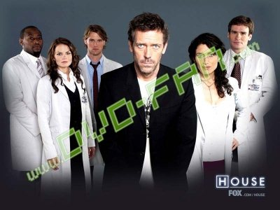 House M.D. Seasons 1-6