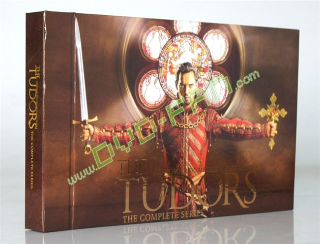 New The Tudors The Complete Series