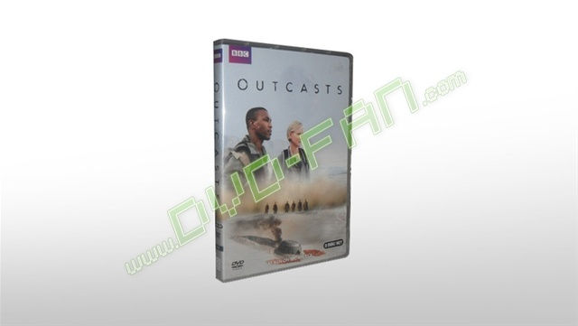 Outcasts Season One dvd wholesale