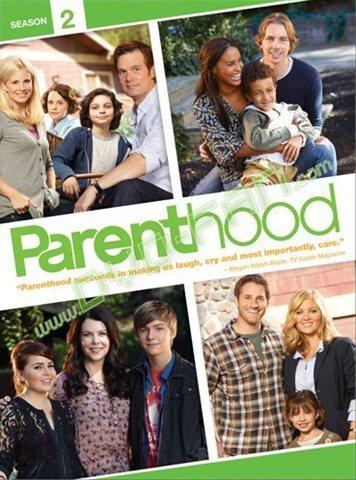 Parenthood Season 2 dvd wholesale