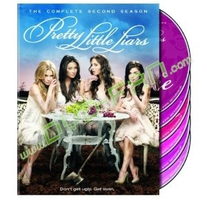 Pretty Little Liars The Complete Second Season