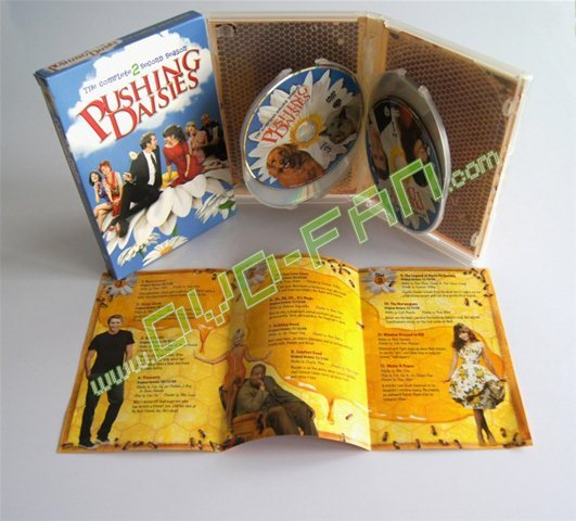 Pushing Daisies The Complete Second Season