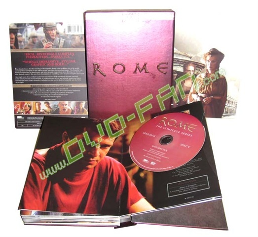 games of rome dvd season - photo#34