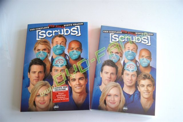 Scrubs the Complete Ninth & Final Season