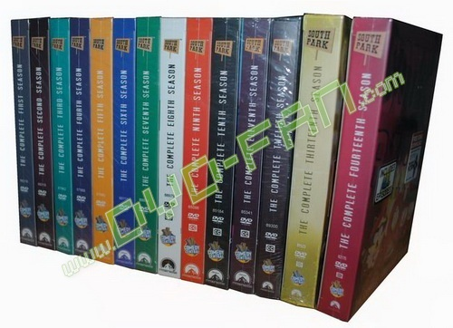 South Park The Complete Series Season 1 - 14
