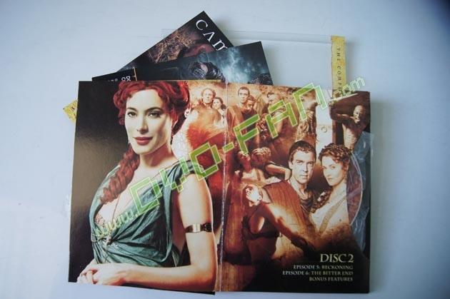 Spartacus TV series  Wikipedia
