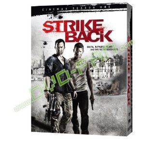 Strike Back Season 1 dvd wholesale