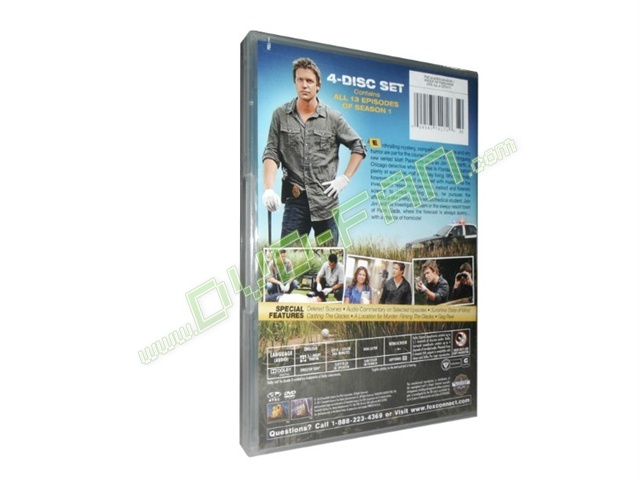 The Glades Season 1  dvd wholesale