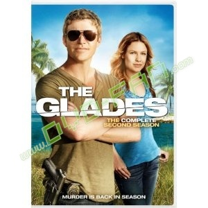 The Glades Season 2 dvd wholesale
