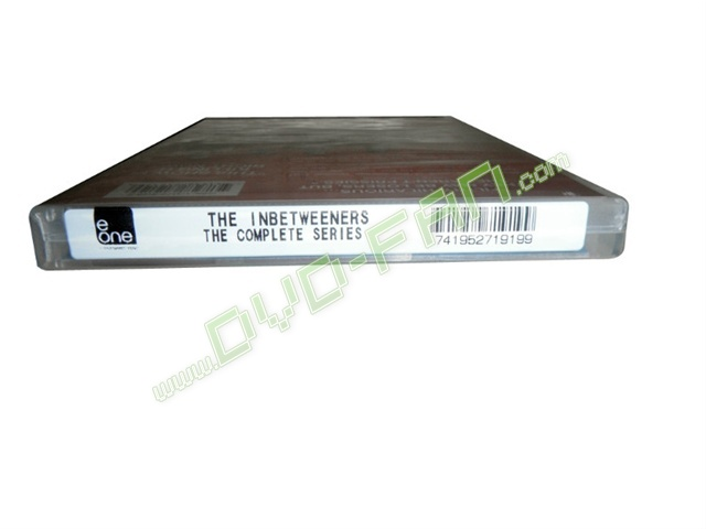 The Inbetweeners The Complete Series dvd wholesale
