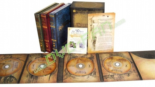 The Lord Of The Rings Trilogy Extended Edition