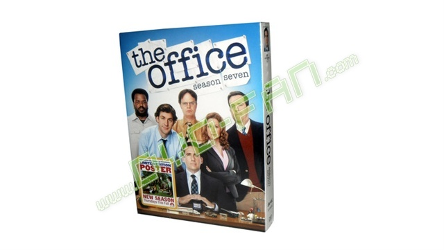 The Office Season Seven dvd wholesale