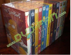 The Simpsons the complete seasons 1-13