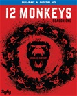 12 Monkeys Season 1 [Blu-ray]