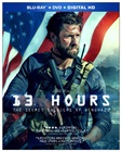 13 Hours The Secret Soldiers of Benghazi [Blu-ray]