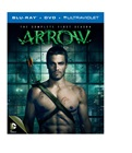 Arrow  Season1 (blu ray)