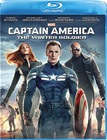 Captain America Season 2 The Winter Soldier [Blu-ray]