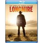 Longmire The Complete  Season 4 [Blu ray]