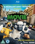 Shaun The Sheep Movie [Blu-ray]