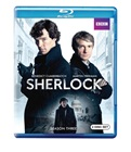 Sherlock Season 3 [Blu-ray]
