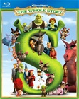 Shrek 1-4 [Blu Ray]